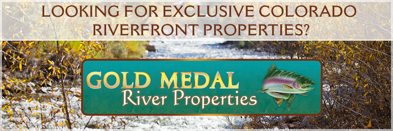 exclusive riverfront properties in Colorado